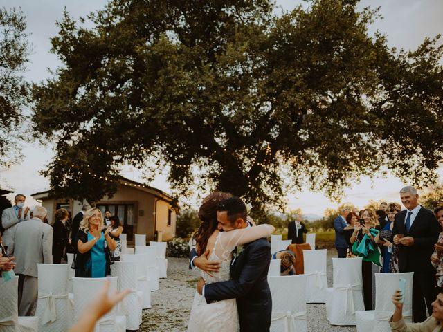 Il matrimonio di Gianmarco e Sara a Mosciano Sant'Angelo, Teramo 107