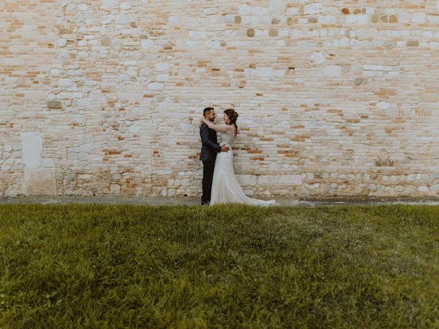 Il matrimonio di Gianmarco e Sara a Mosciano Sant'Angelo, Teramo 114