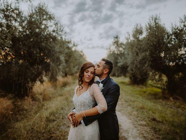 Il matrimonio di Gianmarco e Sara a Mosciano Sant'Angelo, Teramo 115
