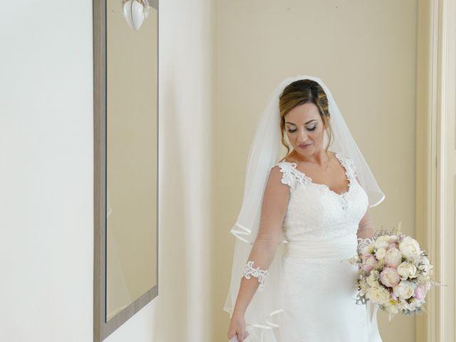 Il matrimonio di Mena e Marco a Agerola, Napoli 10