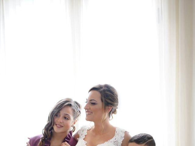 Il matrimonio di Mena e Marco a Agerola, Napoli 11