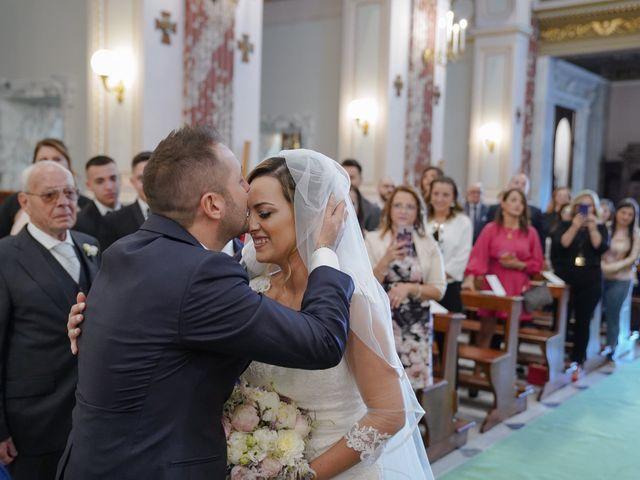 Il matrimonio di Mena e Marco a Agerola, Napoli 17