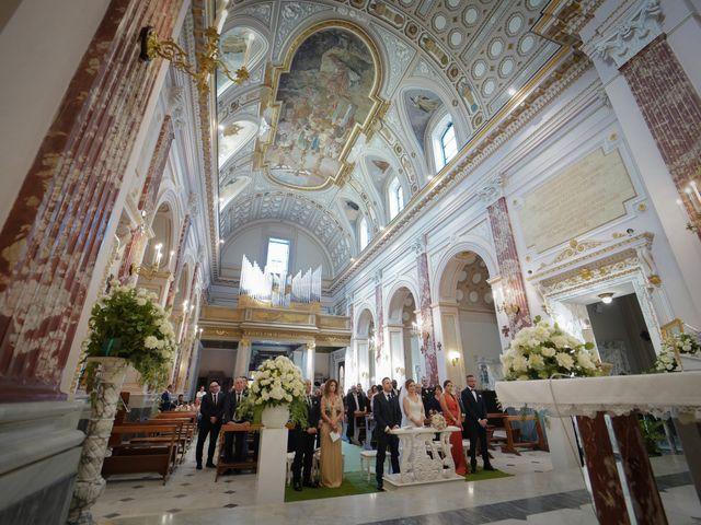 Il matrimonio di Mena e Marco a Agerola, Napoli 24
