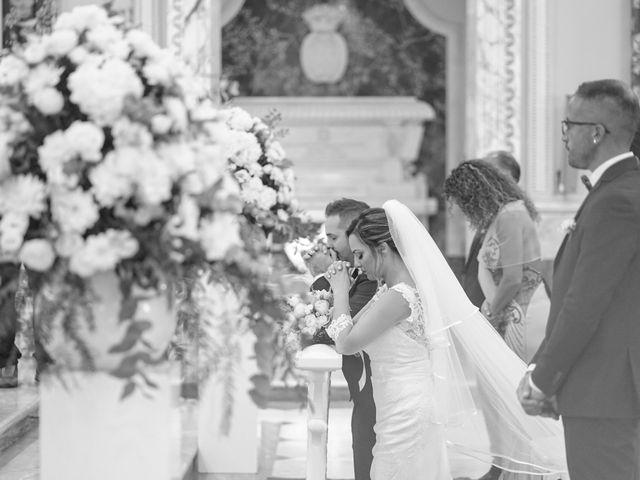 Il matrimonio di Mena e Marco a Agerola, Napoli 25
