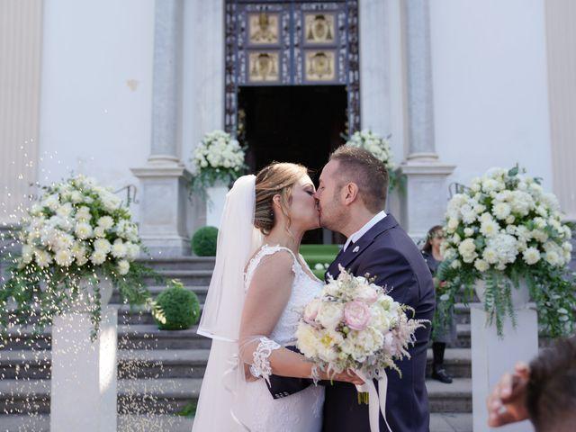 Il matrimonio di Mena e Marco a Agerola, Napoli 26