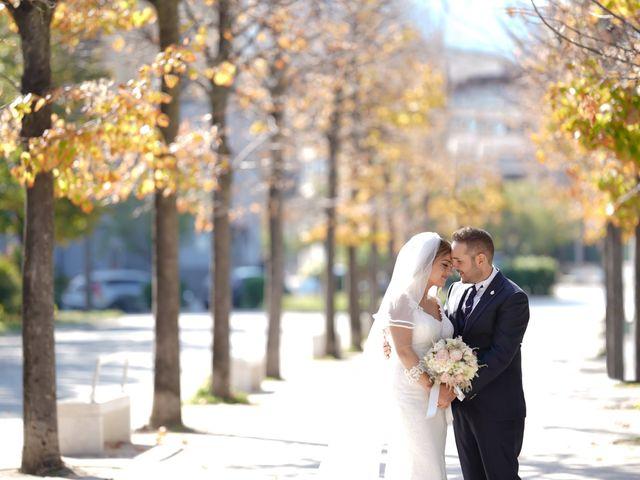 Il matrimonio di Mena e Marco a Agerola, Napoli 28