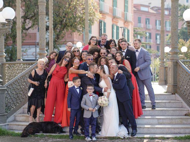 Il matrimonio di Mena e Marco a Agerola, Napoli 29