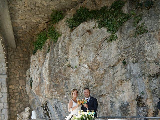 Il matrimonio di Mena e Marco a Agerola, Napoli 41
