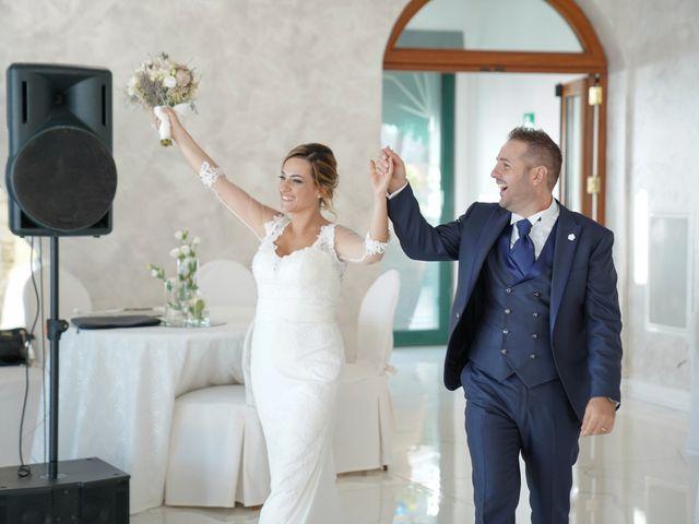 Il matrimonio di Mena e Marco a Agerola, Napoli 43