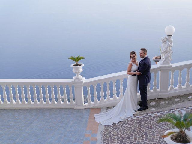 Il matrimonio di Mena e Marco a Agerola, Napoli 44