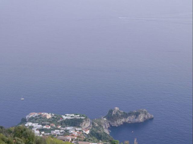 Il matrimonio di Mena e Marco a Agerola, Napoli 1