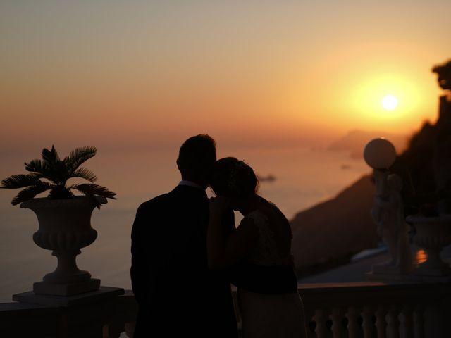 Il matrimonio di Mena e Marco a Agerola, Napoli 48