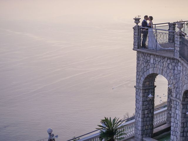 Il matrimonio di Mena e Marco a Agerola, Napoli 50