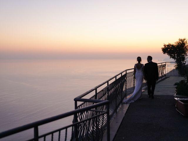 Il matrimonio di Mena e Marco a Agerola, Napoli 57