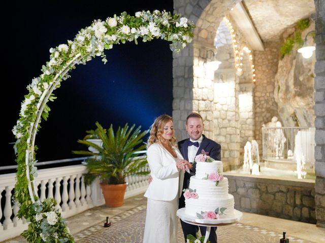 Il matrimonio di Mena e Marco a Agerola, Napoli 61