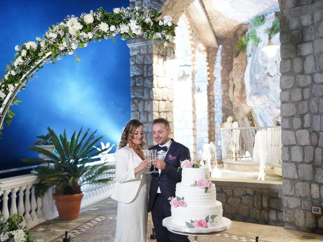 Il matrimonio di Mena e Marco a Agerola, Napoli 63