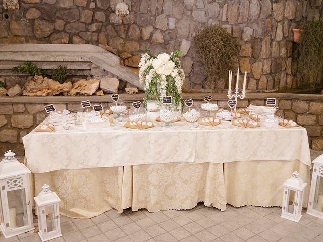 Il matrimonio di Mena e Marco a Agerola, Napoli 64