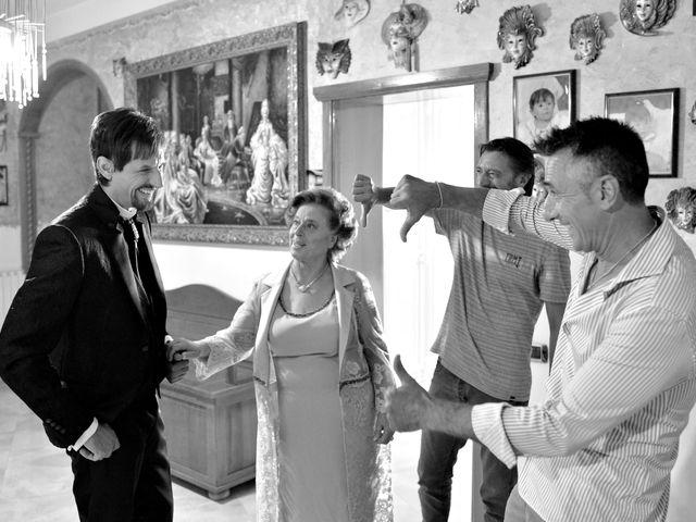 Il matrimonio di Lino e Rosy a Grottaglie, Taranto 5