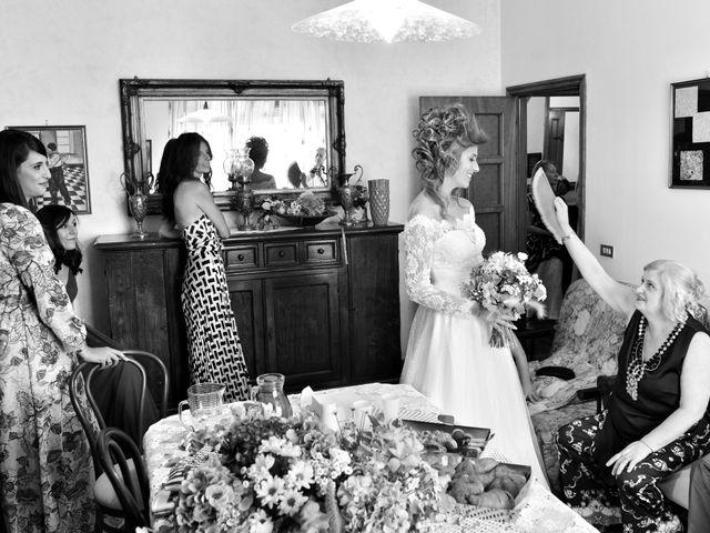 Il matrimonio di Lino e Rosy a Grottaglie, Taranto 8
