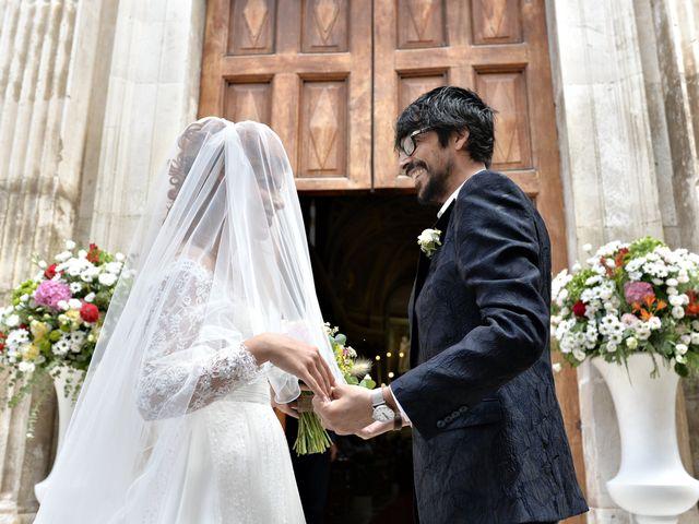 Il matrimonio di Lino e Rosy a Grottaglie, Taranto 9
