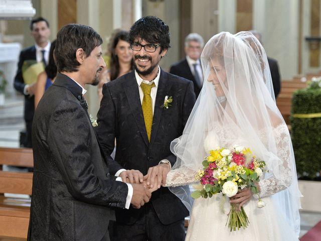Il matrimonio di Lino e Rosy a Grottaglie, Taranto 10