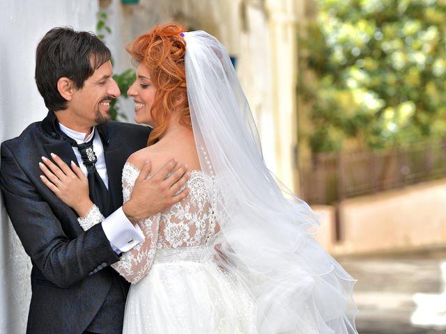 Il matrimonio di Lino e Rosy a Grottaglie, Taranto 11