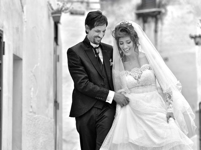 Il matrimonio di Lino e Rosy a Grottaglie, Taranto 12