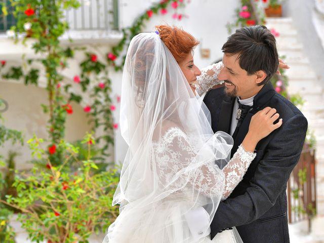 Il matrimonio di Lino e Rosy a Grottaglie, Taranto 13