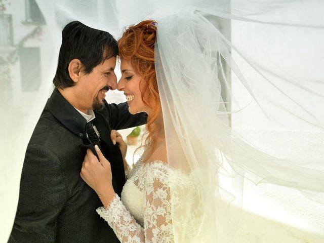 Le nozze di Rosy e Lino