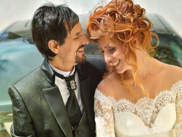 Il matrimonio di Lino e Rosy a Grottaglie, Taranto 1