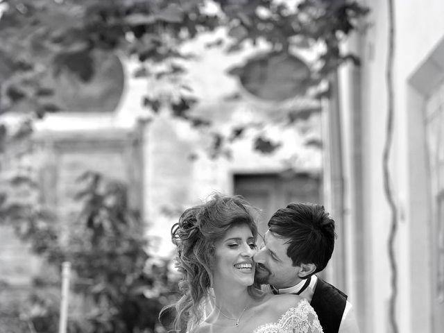 Il matrimonio di Lino e Rosy a Grottaglie, Taranto 14