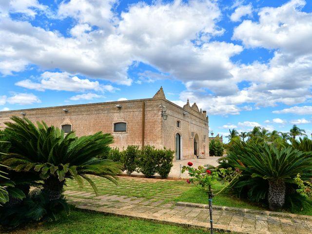 Il matrimonio di Lino e Rosy a Grottaglie, Taranto 16