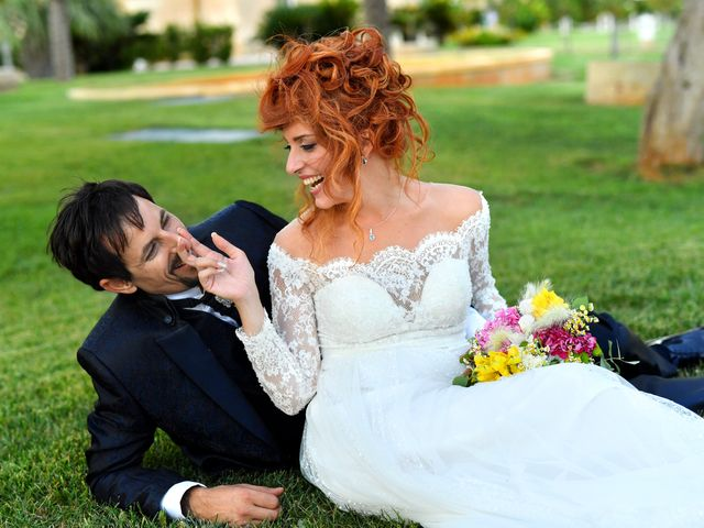 Il matrimonio di Lino e Rosy a Grottaglie, Taranto 21