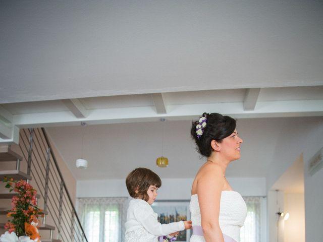 Il matrimonio di Mirko e Francesca a Ferrara, Ferrara 12