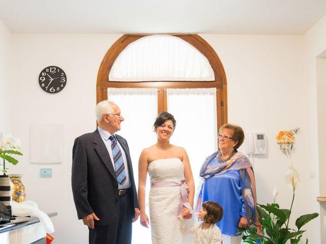 Il matrimonio di Mirko e Francesca a Ferrara, Ferrara 15