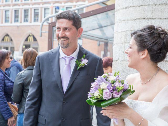 Il matrimonio di Mirko e Francesca a Ferrara, Ferrara 20