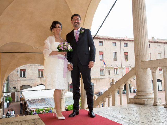 Il matrimonio di Mirko e Francesca a Ferrara, Ferrara 22