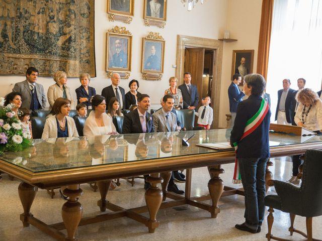 Il matrimonio di Mirko e Francesca a Ferrara, Ferrara 24