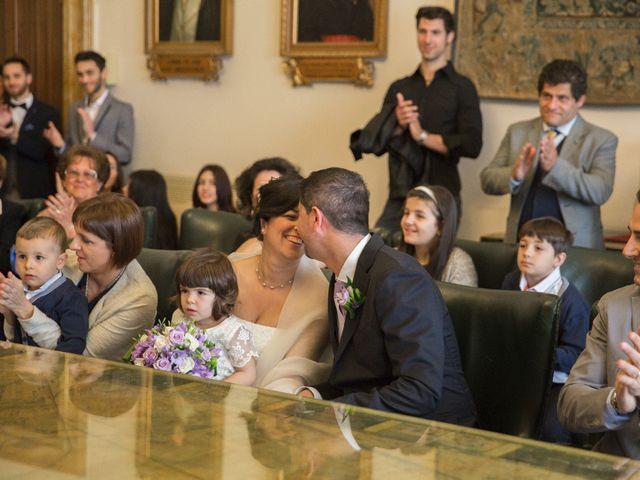 Il matrimonio di Mirko e Francesca a Ferrara, Ferrara 25
