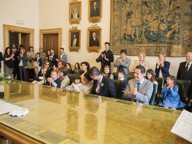 Il matrimonio di Mirko e Francesca a Ferrara, Ferrara 26