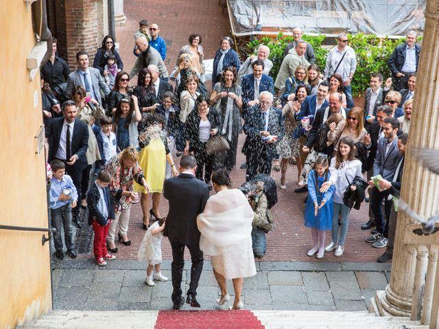 Il matrimonio di Mirko e Francesca a Ferrara, Ferrara 30