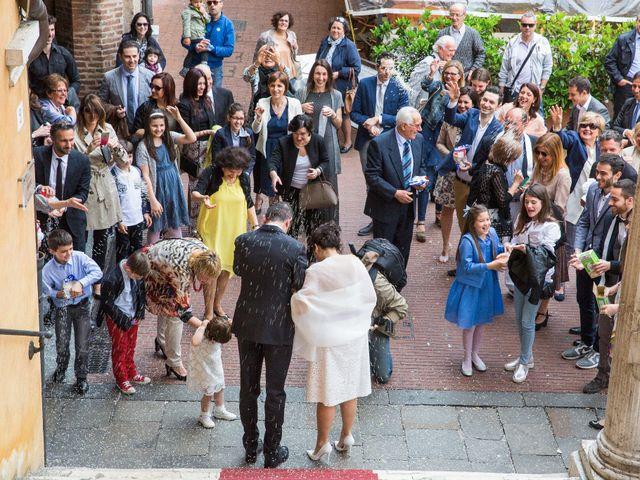 Il matrimonio di Mirko e Francesca a Ferrara, Ferrara 31