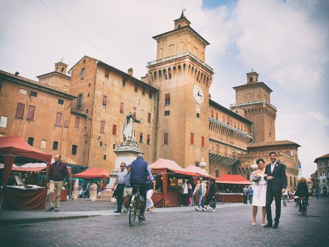 Il matrimonio di Mirko e Francesca a Ferrara, Ferrara 32