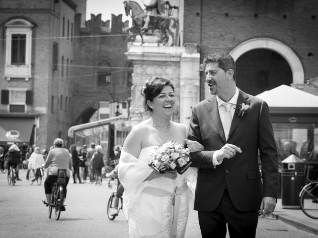 Il matrimonio di Mirko e Francesca a Ferrara, Ferrara 33