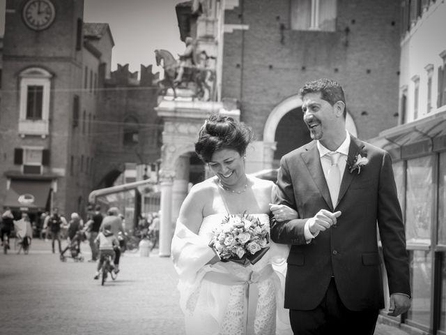 Il matrimonio di Mirko e Francesca a Ferrara, Ferrara 34