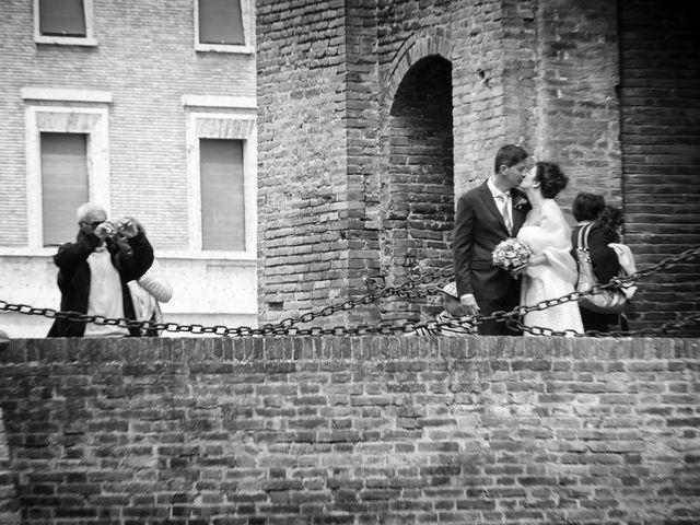 Il matrimonio di Mirko e Francesca a Ferrara, Ferrara 2