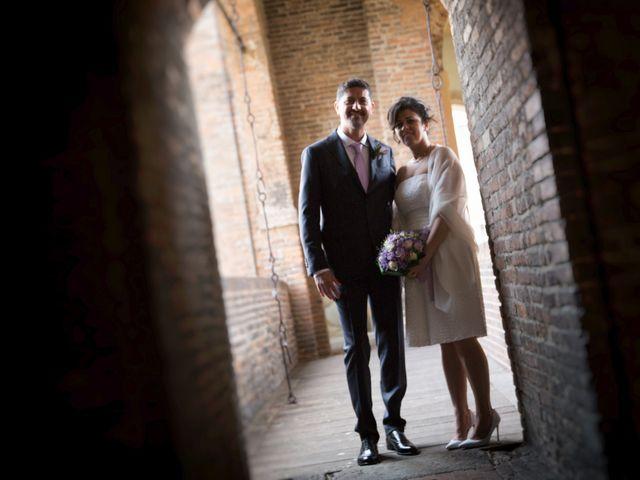 Il matrimonio di Mirko e Francesca a Ferrara, Ferrara 35