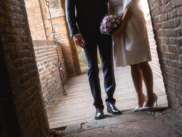 Il matrimonio di Mirko e Francesca a Ferrara, Ferrara 36
