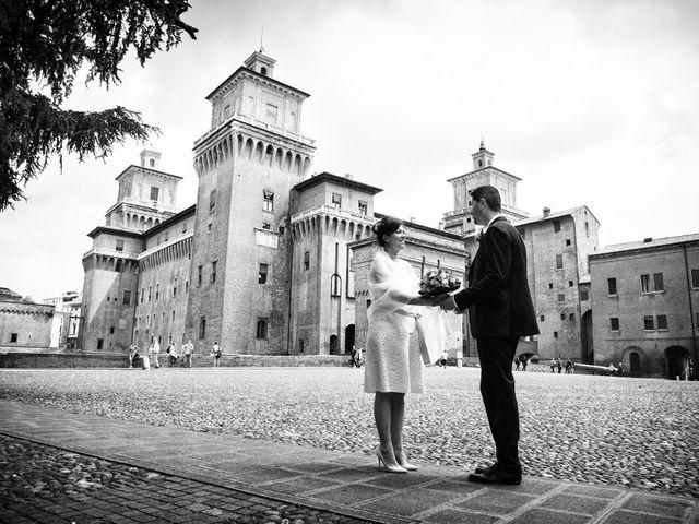 Il matrimonio di Mirko e Francesca a Ferrara, Ferrara 38