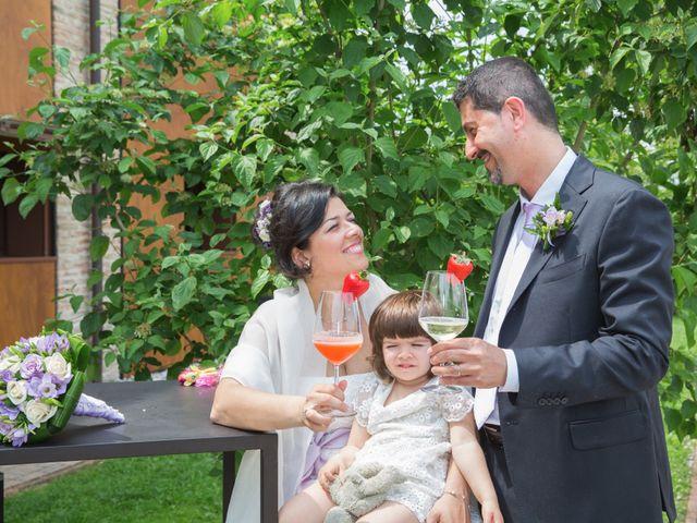 Il matrimonio di Mirko e Francesca a Ferrara, Ferrara 40